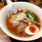 百々福 - 魚介だし らー麺