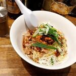 百々福 - 汁なし麻辣麺