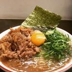 博多とんこつ かたぶつ - スタミナ豚骨醤油 850円