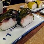 146145258 - 鯖姿寿司
