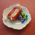lapin - お茶菓子