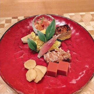 粋・丸新 - 料理写真:焼き物、箸休め