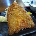 マルハチ商店 - お好み定食:アジフライ
