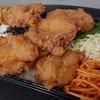 Fujiyakaraageten - 料理写真:からあげ弁当(並)
