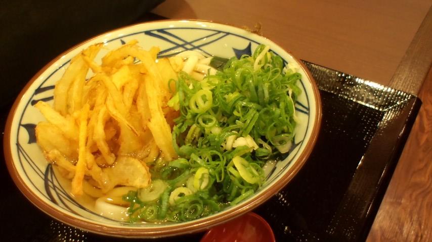 丸亀製麺 上本町店