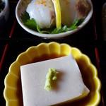14616814 - <2012年9月>手まり寿司、胡麻豆腐