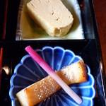 14616817 - <2012年9月>出し巻き玉子、マナガツオの西京焼き