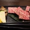 湯瀬ホテル - 料理写真:黒毛和牛陶板焼き(プラン付属品)。