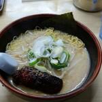 寅ちゃん - 寅ちゃんラーメン角煮1個