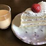 菓子と珈琲 暖 - 料理写真: