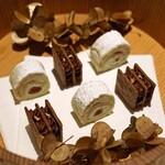 レフェルヴェソンス - お茶菓子