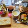 じょあん - 料理写真:ドリンク代のみのフルモーニングセット