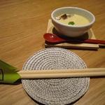 弘助 - 料理写真:お通し 茶碗蒸し