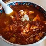 クォウライ - マーボー麺  850円