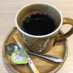肉菜工房うしすけ - サービス満点コーヒー