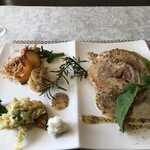 ビストロ セレニテ - 料理