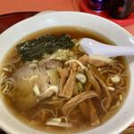 みらく - 子供の頃食べた懐かしい「中華そば」そのままの味。