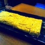 五反田 昭月庵 - これが美味い。出汁巻き卵