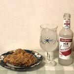 楽茶 - ジーパイでスミノフアイスをゴクゴク!