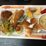 レストラン万葉 - 料理写真:お子様ランチ