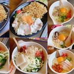 道とん堀 - 料理写真:シンプルコース 1580円