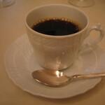 オーベルジーヌ - コーヒー
