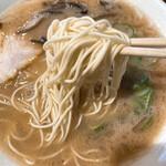 きまぐれ八兵衛 - 本白味麺