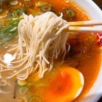 きまぐれ八兵衛 - 新赤味麺