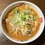 きまぐれ八兵衛 - 蔵出し味噌麺
