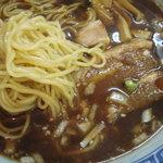 四馬路 - 麺とスペアーリブ