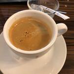 146202609 - ランチについてくるコーヒー