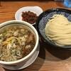 麺 一直 - 料理写真:つけそば ゆず醤油+辛肉