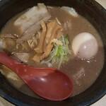 にぼしらーめん88 - 煮干しラーメン