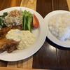 食堂うさぎや - 料理写真:若鳥のチキン南蛮(1200円)