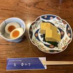 146214959 - 煮玉子&玉子焼き