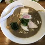 つけ麺 弐☆゛屋 - 濃厚煮干そば