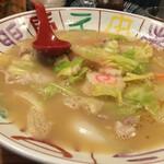 花丸軒 - ・しあわせチャンポン麺
