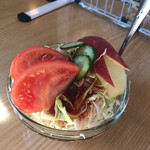 カレーの店 SPICE - 山盛りのサラダA