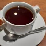 ドラゴン キッチン - ホットコーヒー