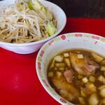 蓮爾 - ♦︎たま小つけ麺(930円)
