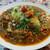 山口カリー - 料理写真:スパイシーチキン × 海老とあさりのココナッツマスタードカリー あいがけ