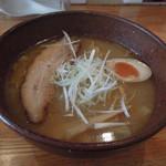 ふきのとう - 味噌ラーメン800円