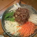 韓国家庭料理 オウリム - プルコギ