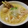 Komugi - 料理写真:大盛り 塩 味玉中華そば