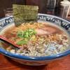 味丸 - 料理写真:味丸ラーメン 醤油