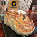 味丸 - 三元豚ジャンボ餃子