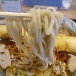そばの神田 - 美味しいお蕎麦です