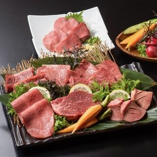 こだわりのお肉に舌鼓。鎌倉でおいしい焼肉をご堪能ください