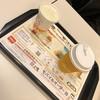 マクドナルド - ドリンク写真:Qooのすっきり白ぶどうS 100円 コーヒー M