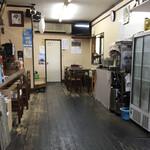 平野屋 - 店内の雰囲気